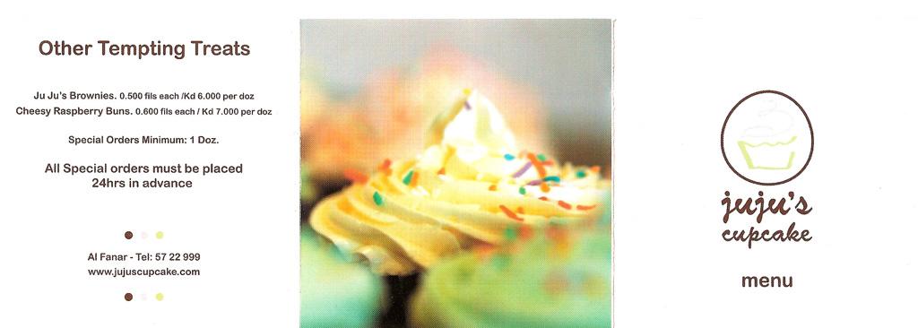 Juju's Cupcake - كيك جوجو