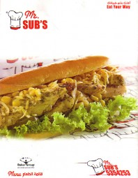 Mr Sub's - مستر سبز