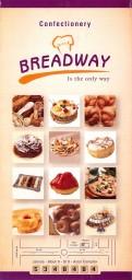 Breadway - معجنات و حلويات بريدوي