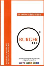 Burger Co. - برجر كو