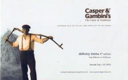 Casper and Gambini's - كاسبر أند جامبيني