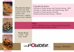 Powder - بودر