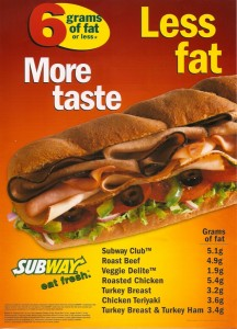 Subway Sensation - صب واي