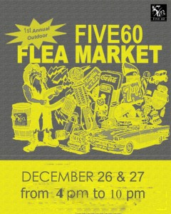 Five60 - Flea Market - فايف سكستي