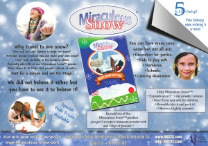 Miraculous Snow - الثلج السحري