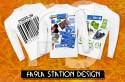 Fa9la Station Design - فصلة ستيشن