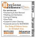 Hygiene Dry Clean - هايجين دراي كلين