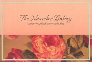 The November Bakery - ذا نوفمبر بيكري